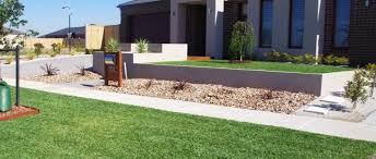 Small Picture front garden Timber Decks Landscaping Affordable Scapes