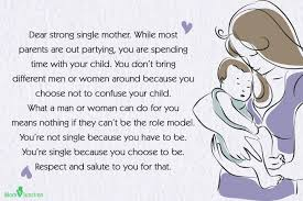 Quotes About Single Moms Being Strong Fascinating 48 Best Single Mom Quotes