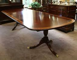 Awesome Henkel Harris Dining Room Table 81 With Additional Dining
