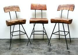 rustic bar stools. Rustic Bar Stools Wooden Stool Furniture Special .