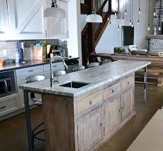 rustic kitchen islands one of a kind kitchen island rustic kitchen rustic kitchen islands nz