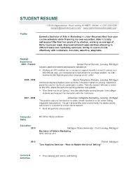Grad School Resume Template Interesting Sample Resume For Graduate School Application Sample R Interest