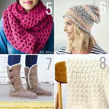 Lion Brand Free Crochet Patterns Interesting LionBrandWoolEaseThickandQuickfreeknitcrochetpatterns 48