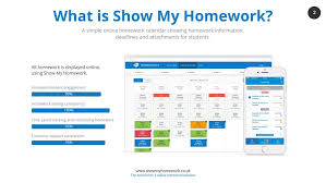 Homework To Do List Show My Homework City Of London Academy Islington
