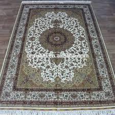 handmade 100 silk area rug all over fl turkish modern oriental modern oriental rugs rezas oriental modern rugs denmark