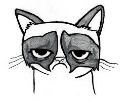 easy grumpy cat drawing. Modren Easy Grumpy Cat Drawing By JordanTuckerDesigns To Easy C