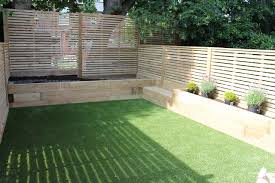 Small Picture railway sleepers garden ideas Google Search Landscaping