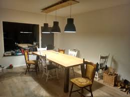 Ikea Hack 3 Hektar Lampen In Hoogte Verstelbaar Jadalnia In 2019