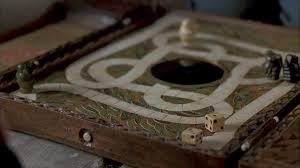 Real Wooden Jumanji Board Game Are You Brave Enough to Use This HandCrafted JUMANJI Board Nerdist 27