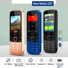 Nokia 225 dual sim 4G keypad phone