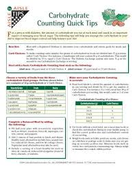 Carb Counter Chart Free Free Print Carb Counter Chart Tsd5 Carb Counting Quick