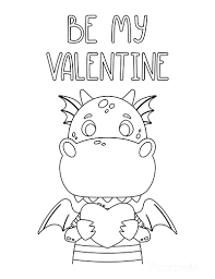There are lots to choose from on preschool coloring book and they're organized nicely by subject. 50 Free Printable Valentine S Day Coloring Pages