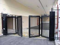 desain pintu gerbang lipat: Pintu besi djaya roda djaya jual pintu darurat jual pintu