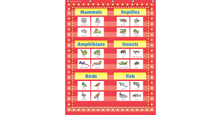 Red Marquee 10 Pocket Chart 34