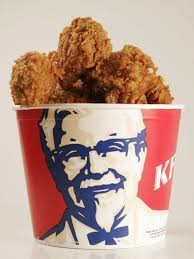 kfc fried chicken bucket. Modren Fried AP DIET TRANS FAT BAN A F USA NY Bucket Of Kentucky Fried Chicken  And Kfc Bucket 0