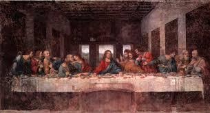 the last supper painting da vinci da vinci the last supper print on