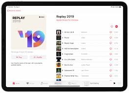 Apple Music Replay Mix ...