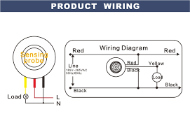 220v day night switch wiring diagram 220v image tdl 9958r sensor day night light switch 220v 360 degree view on 220v day night switch