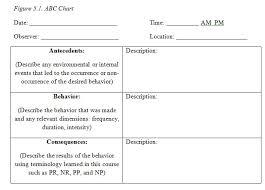 Module 5 Determining The Abcs Of Behavior Via A Functional