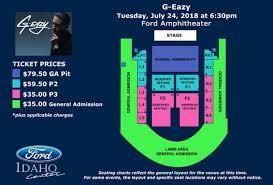 Events G Eazy Ford Idaho Center