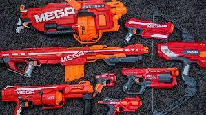 Nerf Distance Chart Nerf Gun