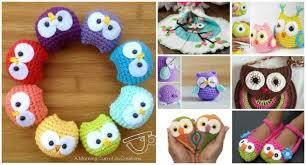 Owl Pattern Magnificent 48 DIY Free Crochet Owl Patterns
