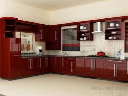 Small Picture Modular Kitchen Cabinets Kerala Ideasidea