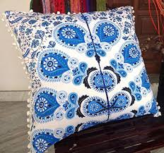 Image Hippie Mandala Square Pillow Cover With Insert Mandala Pillowcasepillow Shamsmandala Cushion Coverethnic Floor Cushionboho Mandala Pillow Cases Size Top Decor Tips 15 Best And Coolest Ethnic Floor Cushions Top Decor Tips