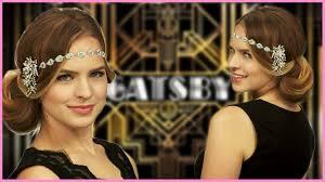 Gatsby Hair Style easy great gatsby inspired halloween hair tutorial with kayley 3079 by stevesalt.us