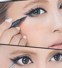 eye makeup application ideas for small eyes this presentation will elaborate you the procedure to cleanly apply makeup to your eyes in steps