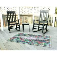 recycled flip flop door mat area rug made from s material reclaimed factories how to make flip flop rug