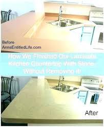 laminate kitchen countertops cost re laminate cost