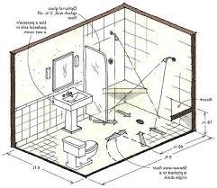 small bathroom floor plans with corner shower. Small Shower Dimensions Size Of Bathroom With Awesome Best Open Plan Bathrooms Ideas . Floor Plans Corner