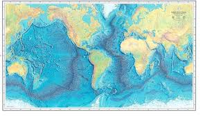 Ocean Depth Chart Depth Of Ocean Map Pergoladach Co
