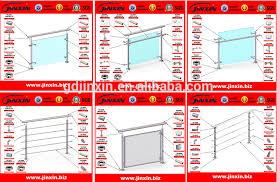 bar glass rail dimensions designs