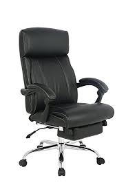 office reclining chair. VIVA OFFICE Reclining Office Chair, High Back Bonded Leather Chair With Footrest- Viva08501 R