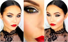 spanish flamenco señorita inspired makeup look 2 rebekah eller you