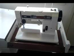 Pfaff Hobbymatic 807 Sewing Machine
