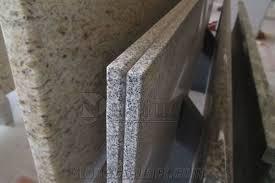 kitchen granite laminated double beveled edge counter tops g664 lilac granite kitchen countertops