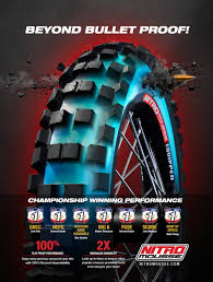 Nitro Mousse Fits Most Tyres Sized 140 80 18