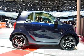 2015 Smart ForTwo profile at 2014 Paris Motor Show - Indian Autos blog