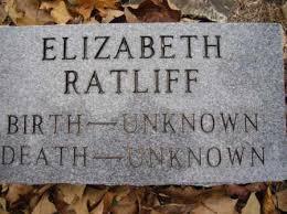 "RATLIFF, ELIZABETH ""BETTIE"" - Sharp County, Arkansas | ELIZABETH ..."