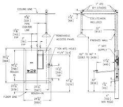 shower control height standard valve uk mounting