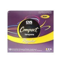 cvs tons pact applicator regular 18 unscented tons walmart