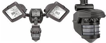 T Outdoor Led Motion Sensor Light With Regard To Reviews Com Prepare 9