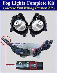 fog lamp complete kit wiring harness kit for hyundai kia vehicle 3 user s instruction and wiring diagram described in english