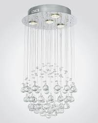antonia 42 light crystal semi flush mount chandelier designs nerisa 4 chrome