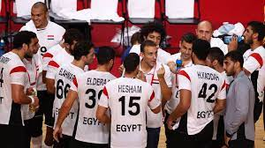 منتخب مصر يخسر الميدالية البرونزية أمام إسبانيا في كرة اليد