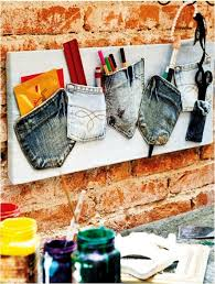 diy office organization 1 diy home office. Beautiful Home Home Office Space In Living Room Ideas Diy Recycle Denim Jeans  Pockets Organization Inside 1 G