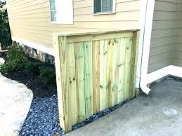 outdoor garbage storage bin can ideas trash fence co outdoor garbage horizontal storage shed bin